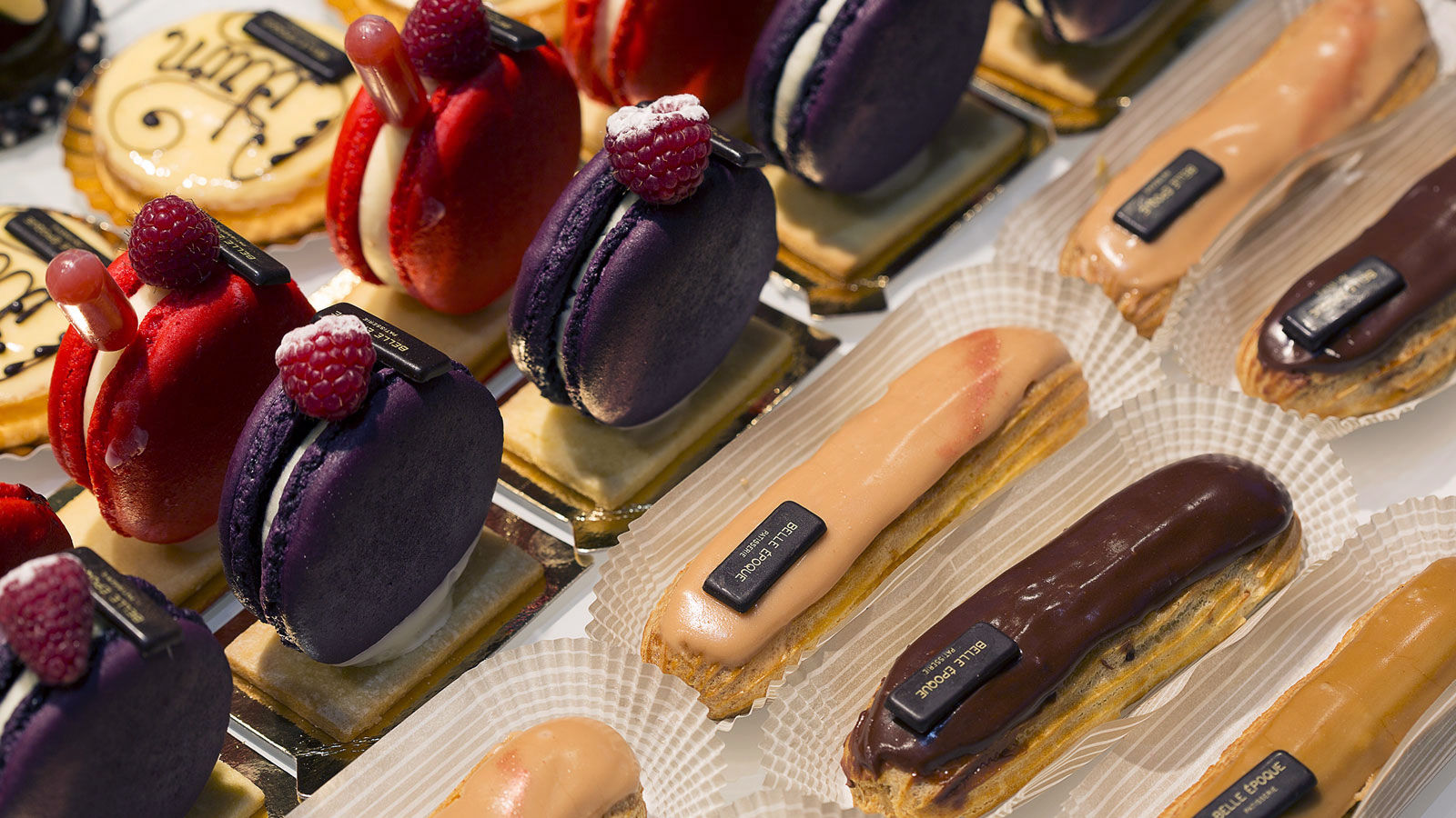 Belle Époque Patisserie London's best cake shops
